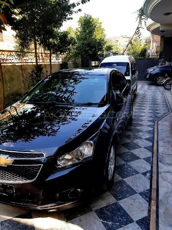 Chevrolet Cruze 2010 Image-1