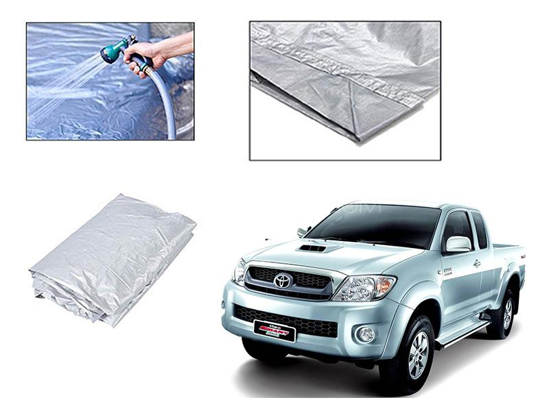 Top Cover Parachute Double Stitched For Toyota Vigo 2005-2015 in Karachi