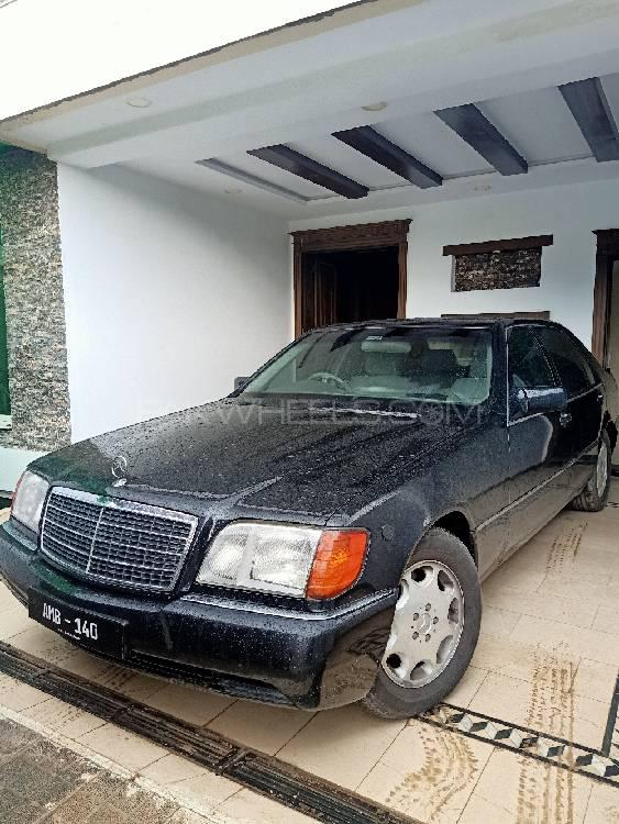 Mercedes Benz S Class 300SEL 1993 Image-1