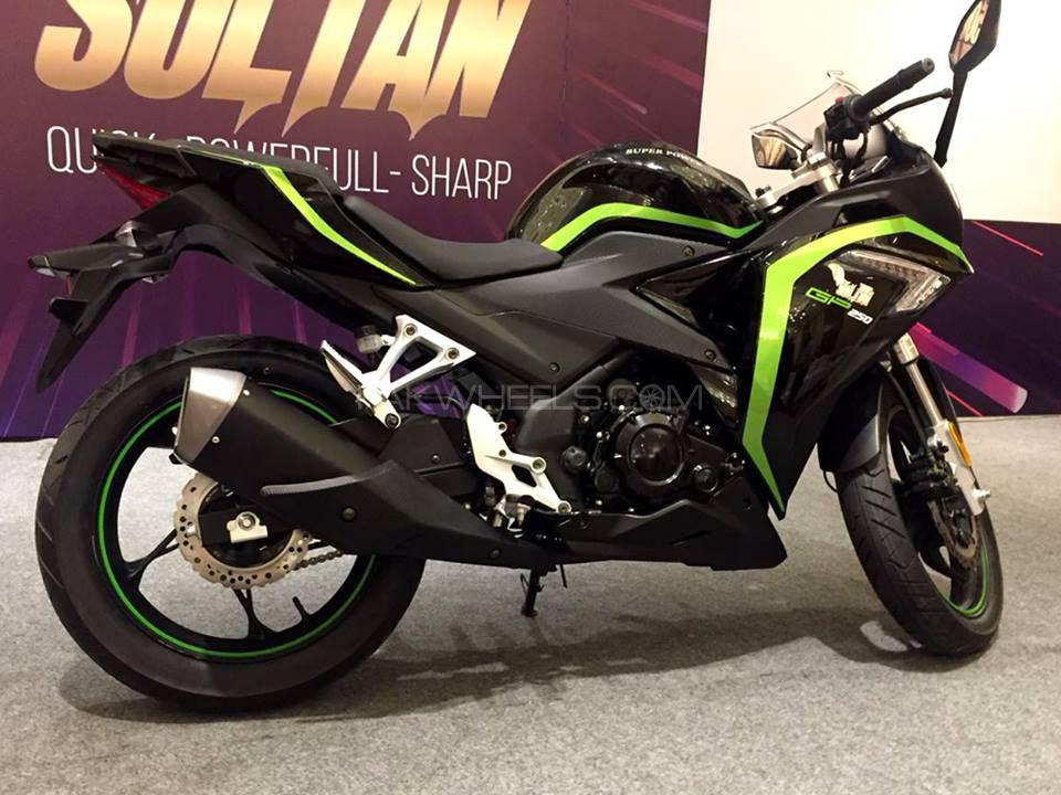 Super Power Sultan SP 250 2019 Image-1