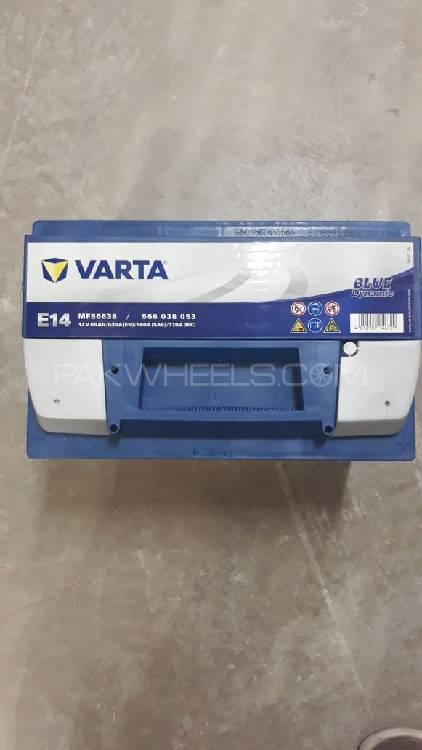 Bosch! and varta!  dry batteries available. Image-1