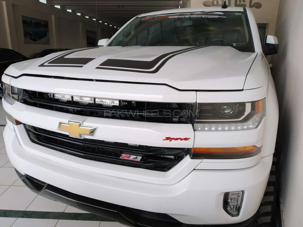 Chevrolet Silverado 2016 Image-1