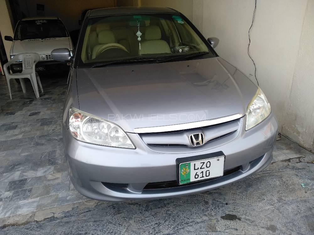 Honda Civic VTi 1.6 2005 Image-1