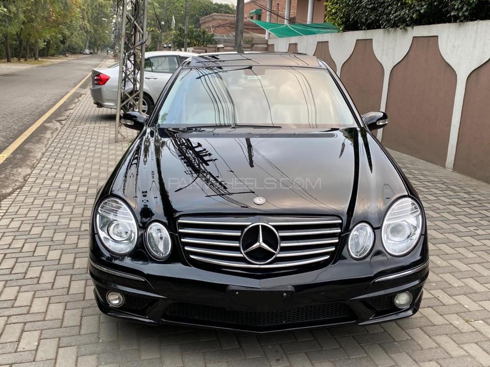 Mercedes Benz E Class E280 2005 Image-1