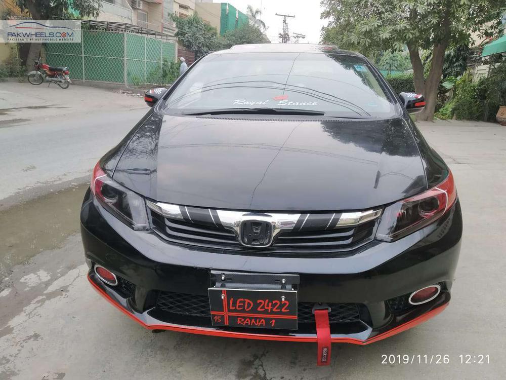 Honda Civic VTi Oriel Prosmatec 1.8 i-VTEC 2015 Image-1