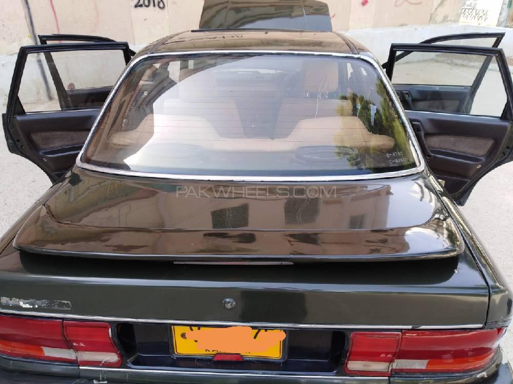 Mitsubishi Galant 1992 Image-1