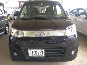 Used Suzuki Wagon R Stingray T 2014
