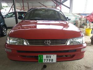 Used Toyota Corolla GLi 1.6 1996
