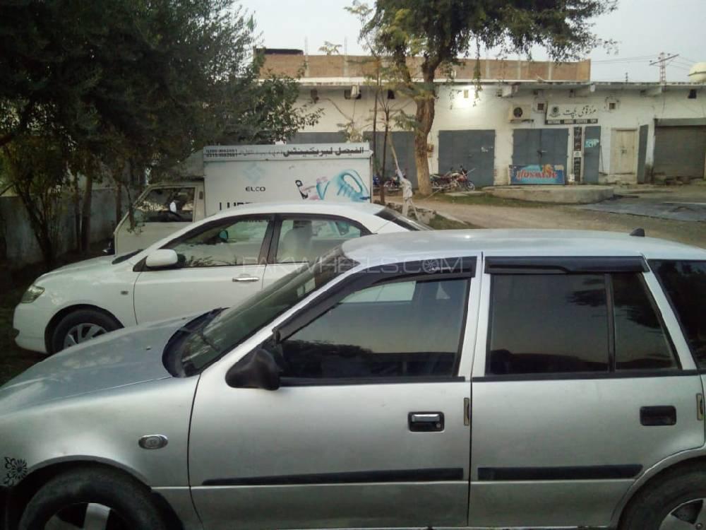 Suzuki Cultus VX (CNG) 2004 Image-1