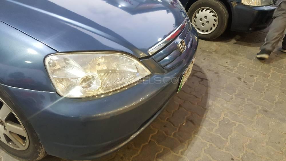 Honda Civic EXi Prosmatec 2003 Image-1