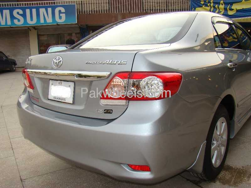 Toyota Corolla Altis Interior 2013 Toyota Corolla Altis 1 6