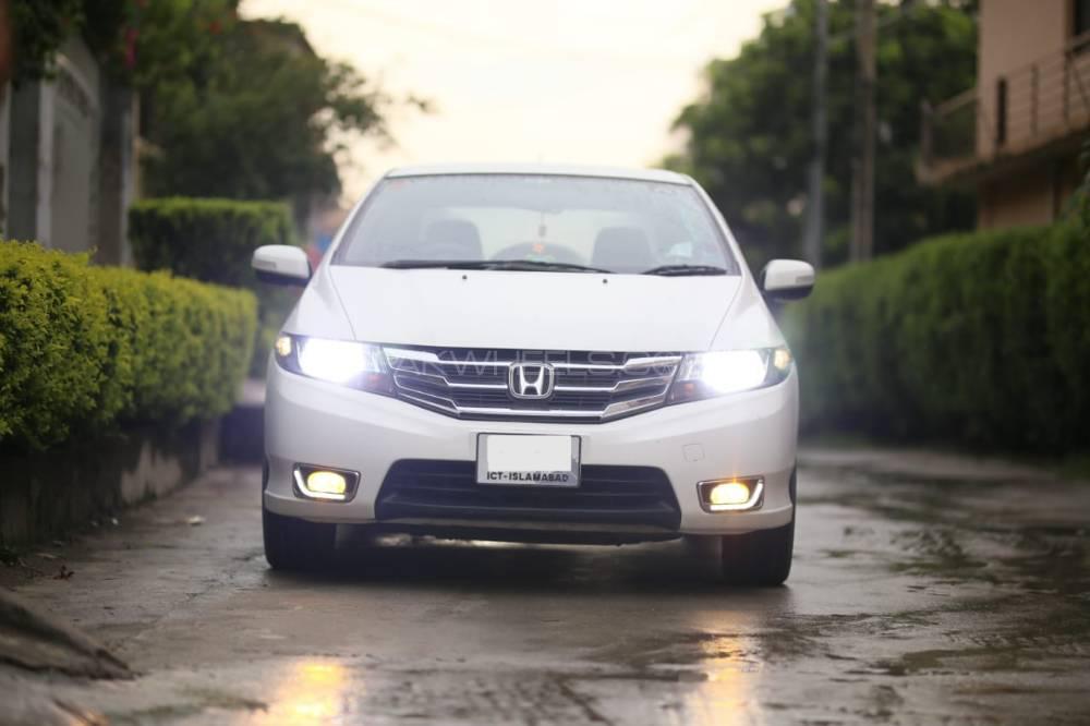 Honda City Aspire Prosmatec 1.5 i-VTEC 2016 Image-1