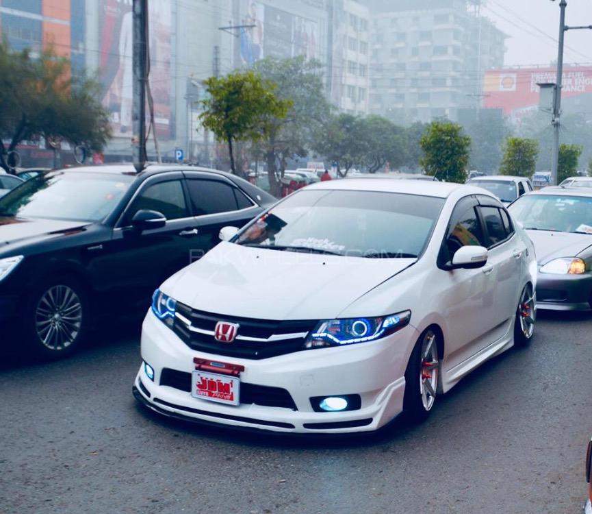 Honda City - 2017  Image-1