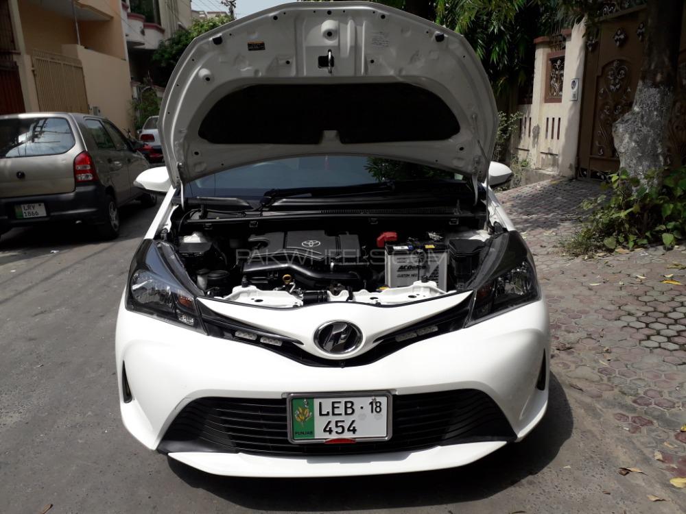 Toyota Vitz - 2018  Image-1