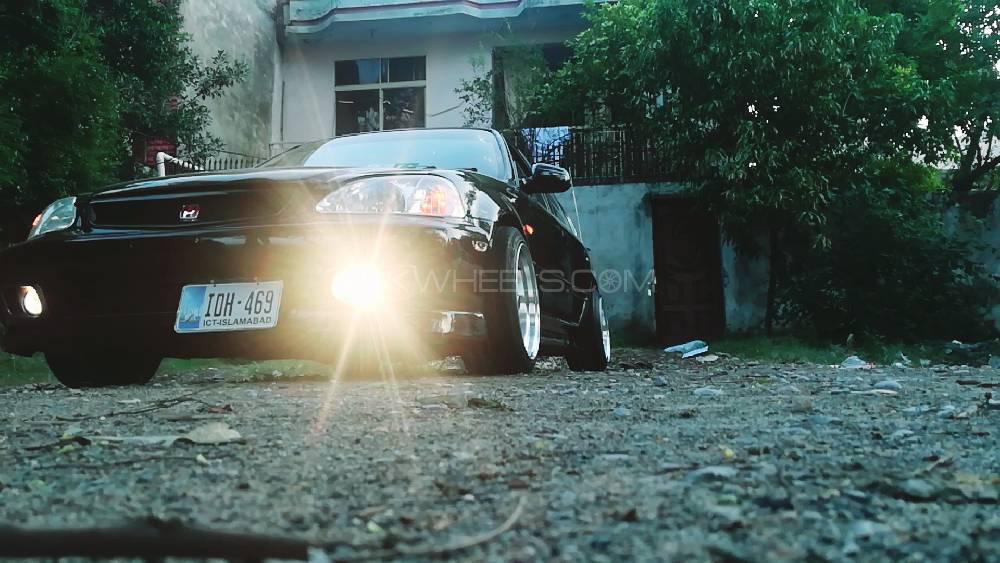 Honda Civic - 2000 fadi Image-1