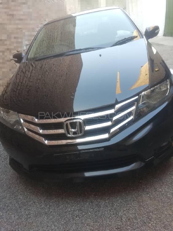 Honda City Aspire Prosmatec 1.5 i-VTEC 2015 Image-1