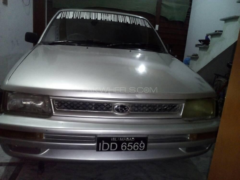 Subaru Other 1990 Image-1