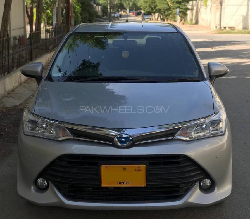 Toyota Corolla Fielder S 2015 Image-1