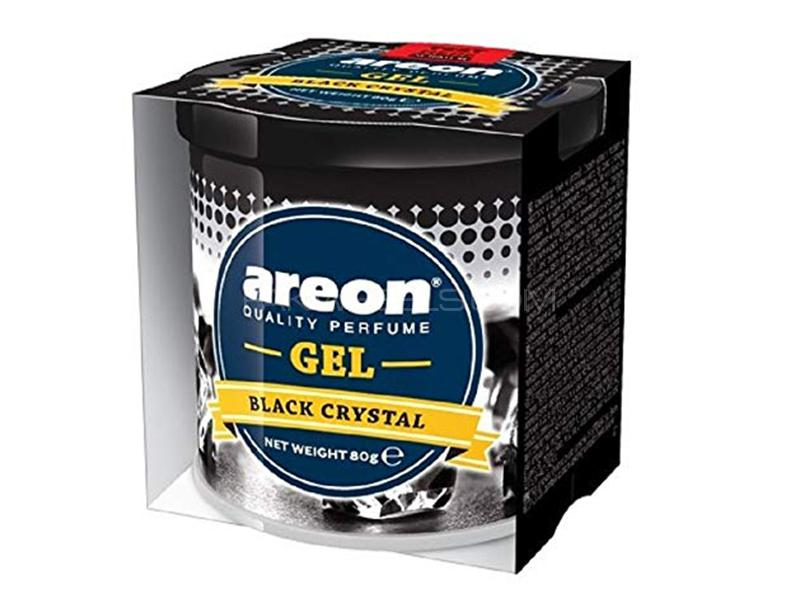 Areon Air Freshener - Crystal Black Image-1