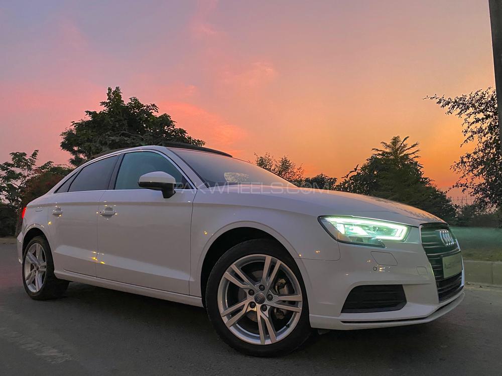 Audi A3 2018 Image-1