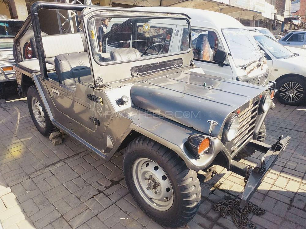 Jeep Cj 6 1985 Image-1