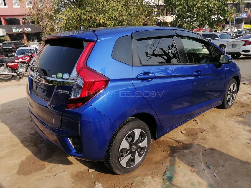 Honda Fit 1.5 Hybrid S Package 2018 Image-1