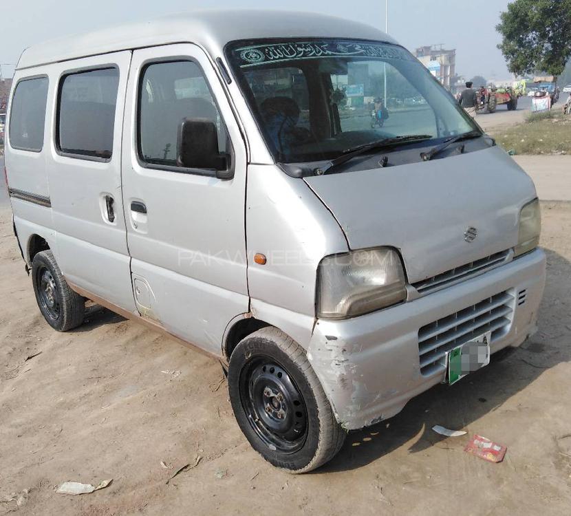 Suzuki Every GA 2002 Image-1