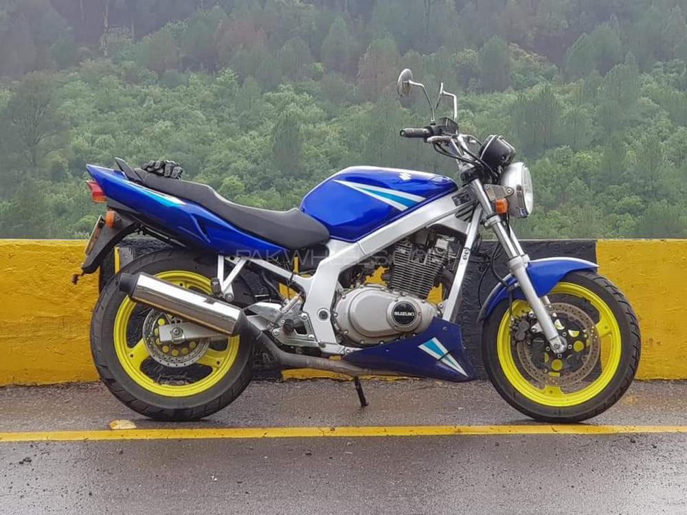 Suzuki GS500F 2002 Image-1