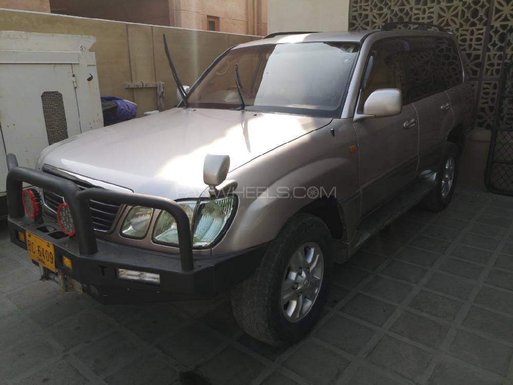 Toyota Land Cruiser VX 4.2D 2000 Image-1