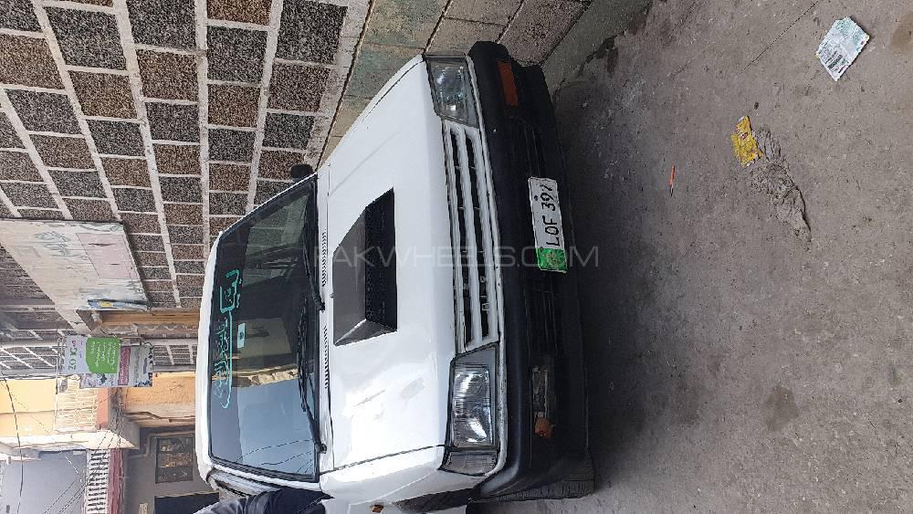 Daihatsu Charade 1985 Image-1
