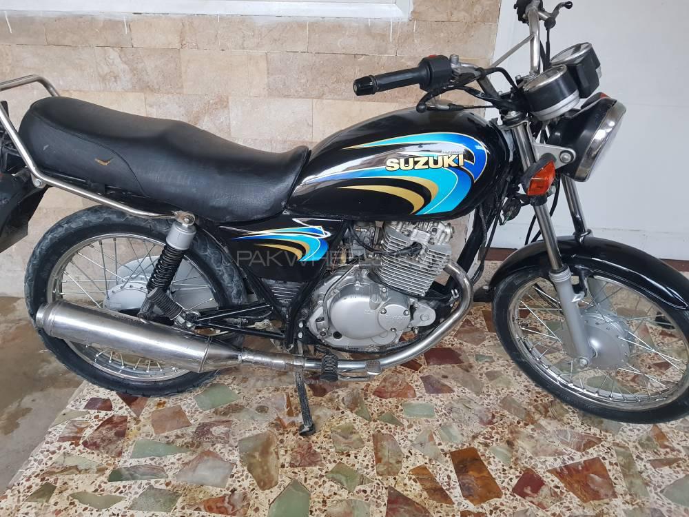 Suzuki GS 150 2009 Image-1