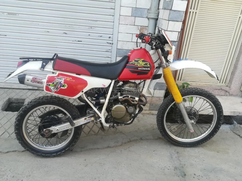 Honda CRF 250L - 1994  Image-1