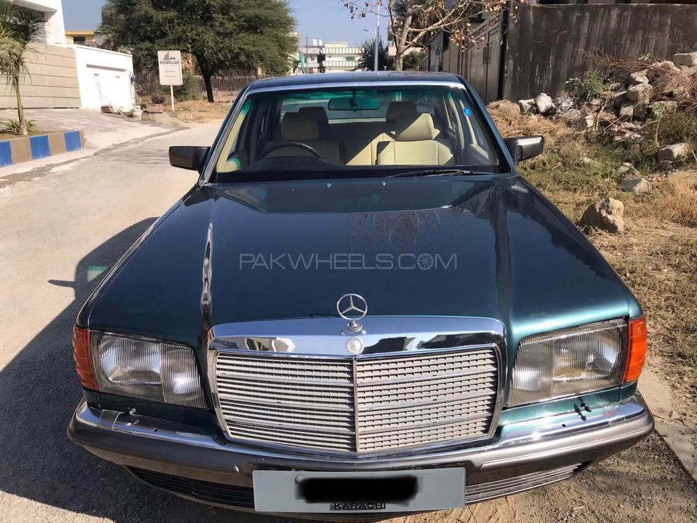 Mercedes Benz S Class S280 1983 Image-1
