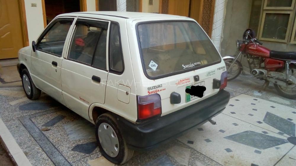 Suzuki Mehran VX (CNG) 2008 Image-1
