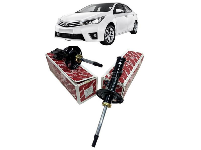 Agri Auto Shock Absorber Front For Toyota Corolla 2014-2019 Image-1