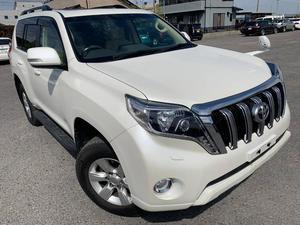 Used Toyota Prado TX 2.7 2014