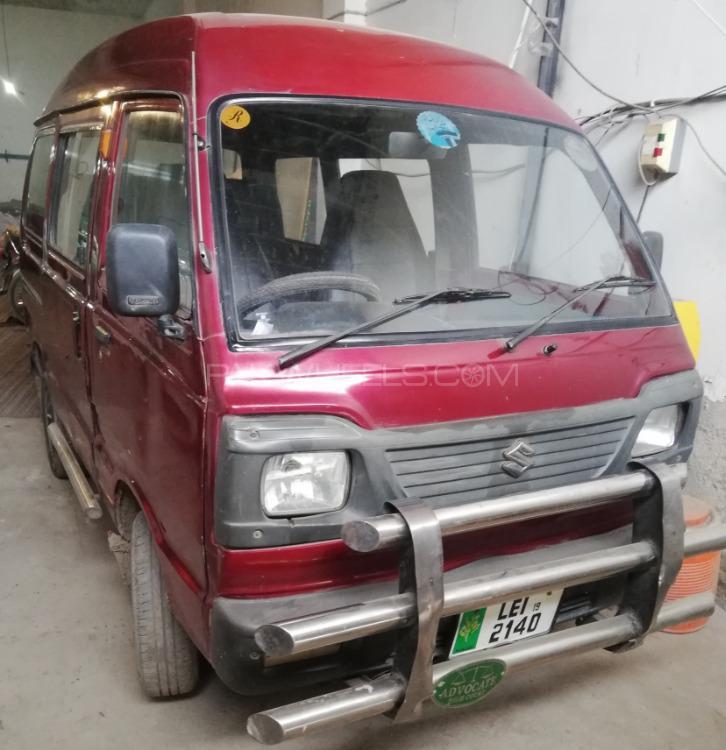 Suzuki Bolan VX (CNG) 1989 Image-1