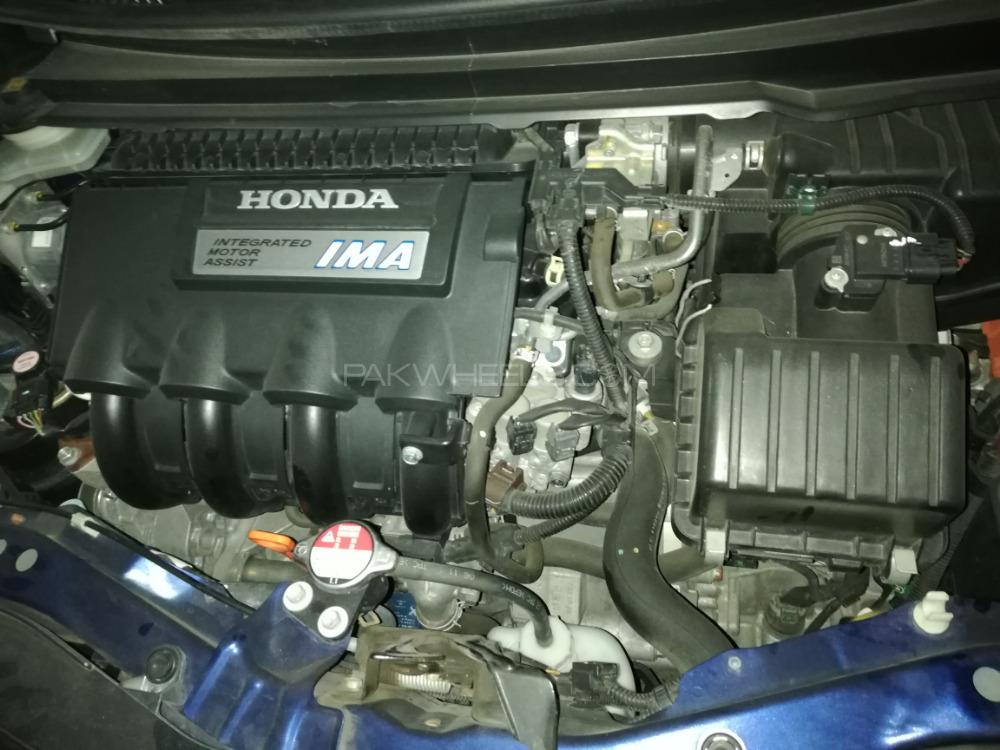 Honda Freed - 2014  Image-1