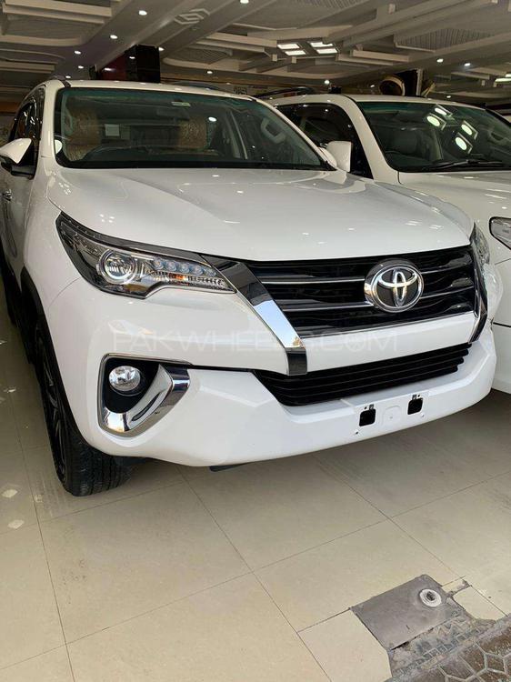 Toyota Fortuner 2.7 VVTi 2017 Image-1