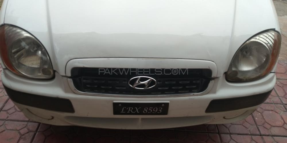 Hyundai Santro Club 2004 Image-1