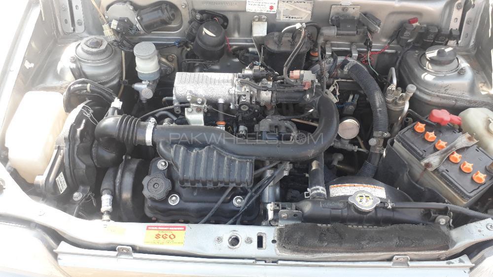 Suzuki Mehran VXR Euro II (CNG) 2013 Image-1