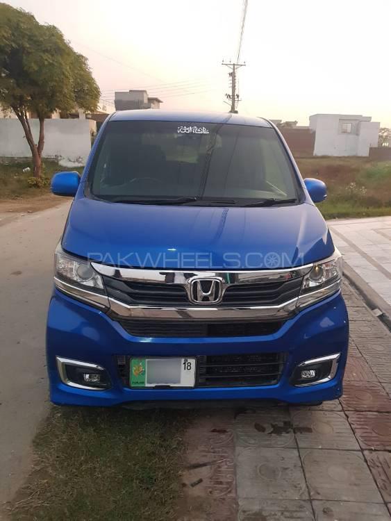Honda N Wgn Custom G Turbo 2018 Image-1
