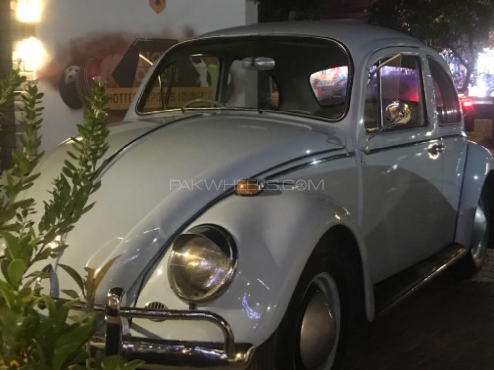 Volkswagen Beetle - 1965  Image-1