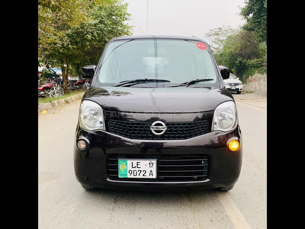 Nissan Moco X Idling Stop 2014 Image-1