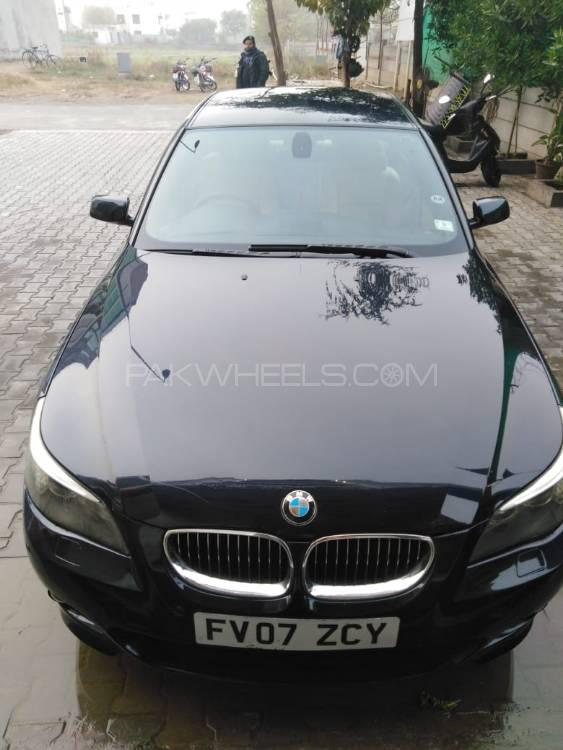BMW 5 Series 530i 2007 Image-1