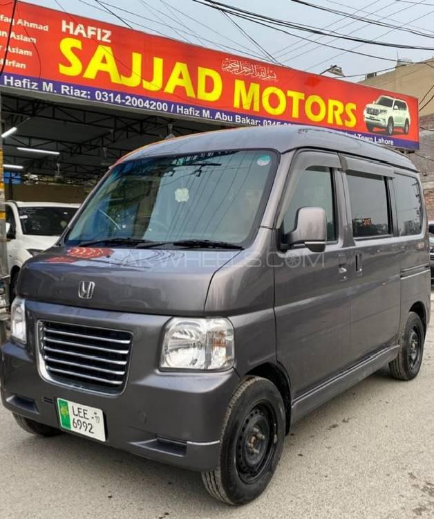 Honda Vamos Hobio G 2012 Image-1