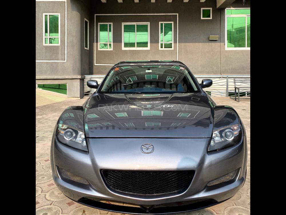 Mazda RX8 Type E 2004 Image-1