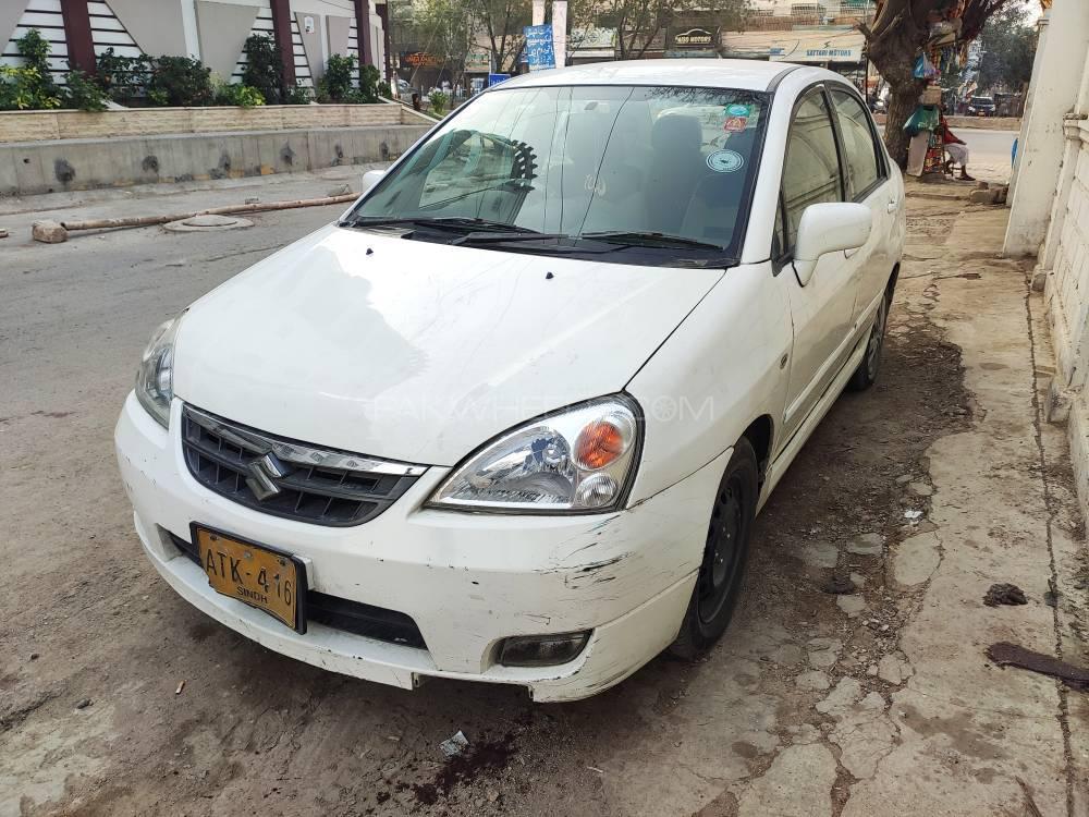 Suzuki Liana Eminent Automatic 2010 Image-1