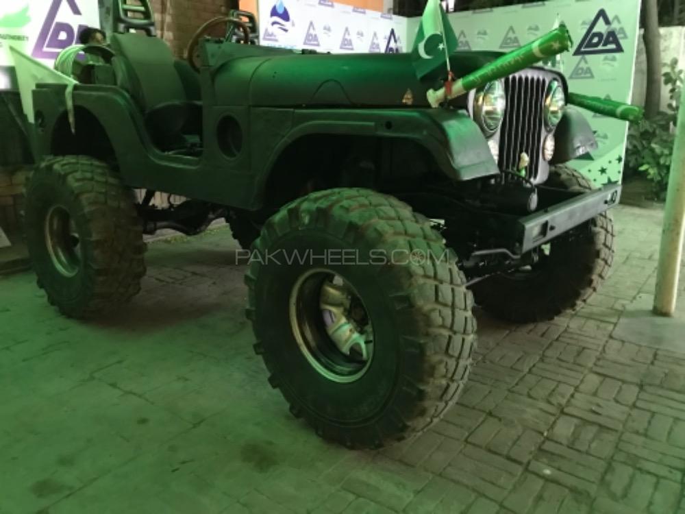 Jeep Cj 7 - 1989  Image-1