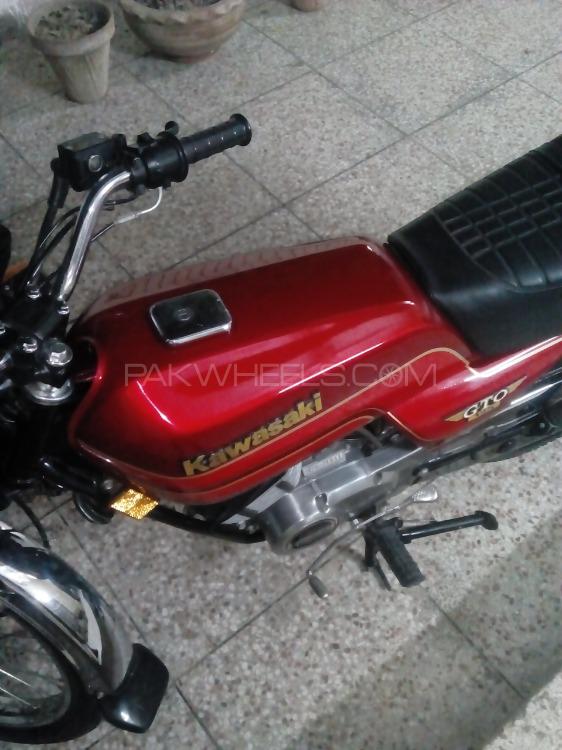 Kawasaki GTO 125 - 1988  Image-1